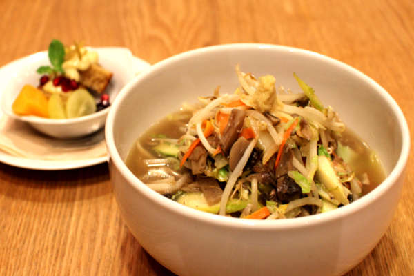 ベジタン麺